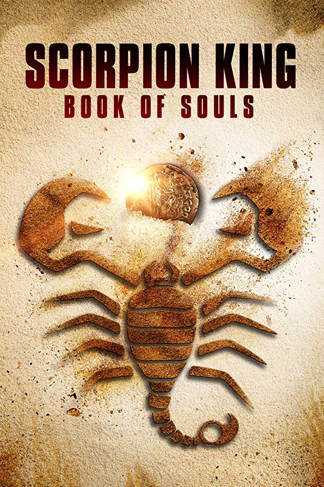 The Scorpion King: Book of Souls (2018) BluRay 720p 800MB