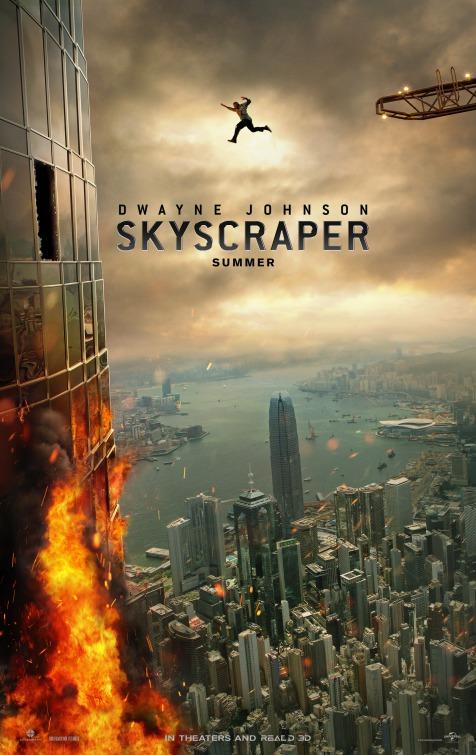 [ONLINE] Drapacz Chmur / Skyscraper (2018)  PL.720p.BRRip.x264.AC3-GFX / Lektor PL (amatorski)