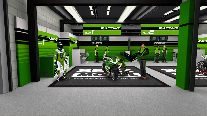 Gamescom 2018: SBK Team Manager Revealed as Next Title in  Digital Tales' Acclaimed SBK Franchise