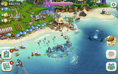 FarmVille Tropic Escape apk mod