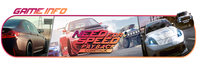 need for speed payback deluxe edition no crack prepack 14 3 gb corepack 39 s pre pack. Black Bedroom Furniture Sets. Home Design Ideas