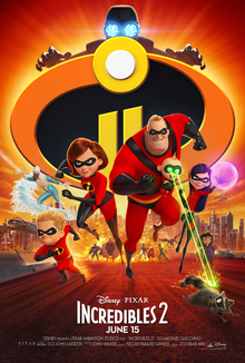 فيلم Incredibles 2 2018 مترجم