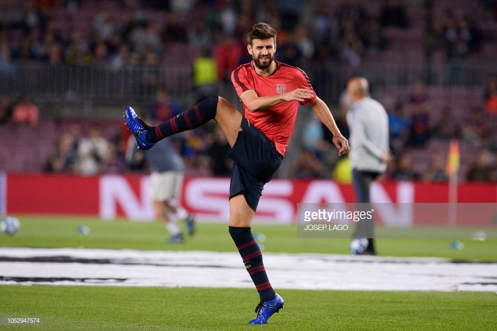 صور مباراة : برشلونة - إنتر ميلان 2-0 ( 24-10-2018 )  O