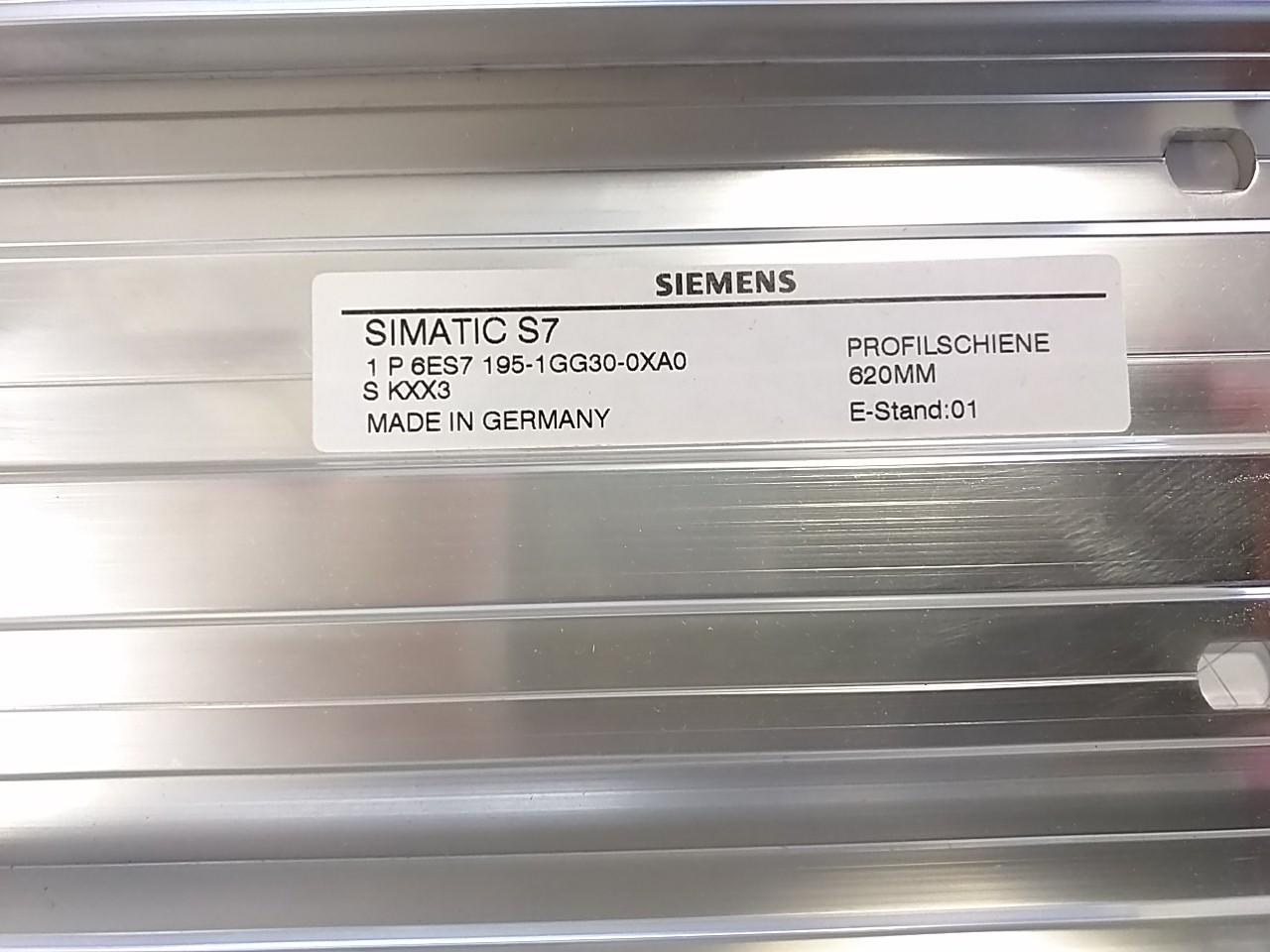 Siemens sectional rail 620mm 2