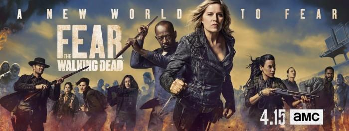 Fear The Walking Dead Sezonul 4 episodul 1 online subtitrat