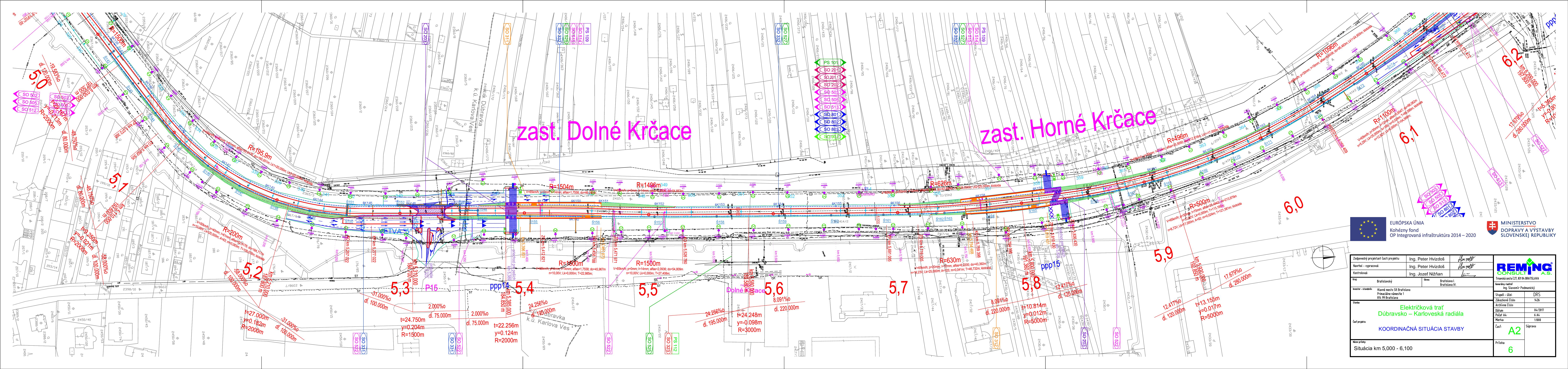 Bratislava] Rozvoj a modernizácia električkových tratí