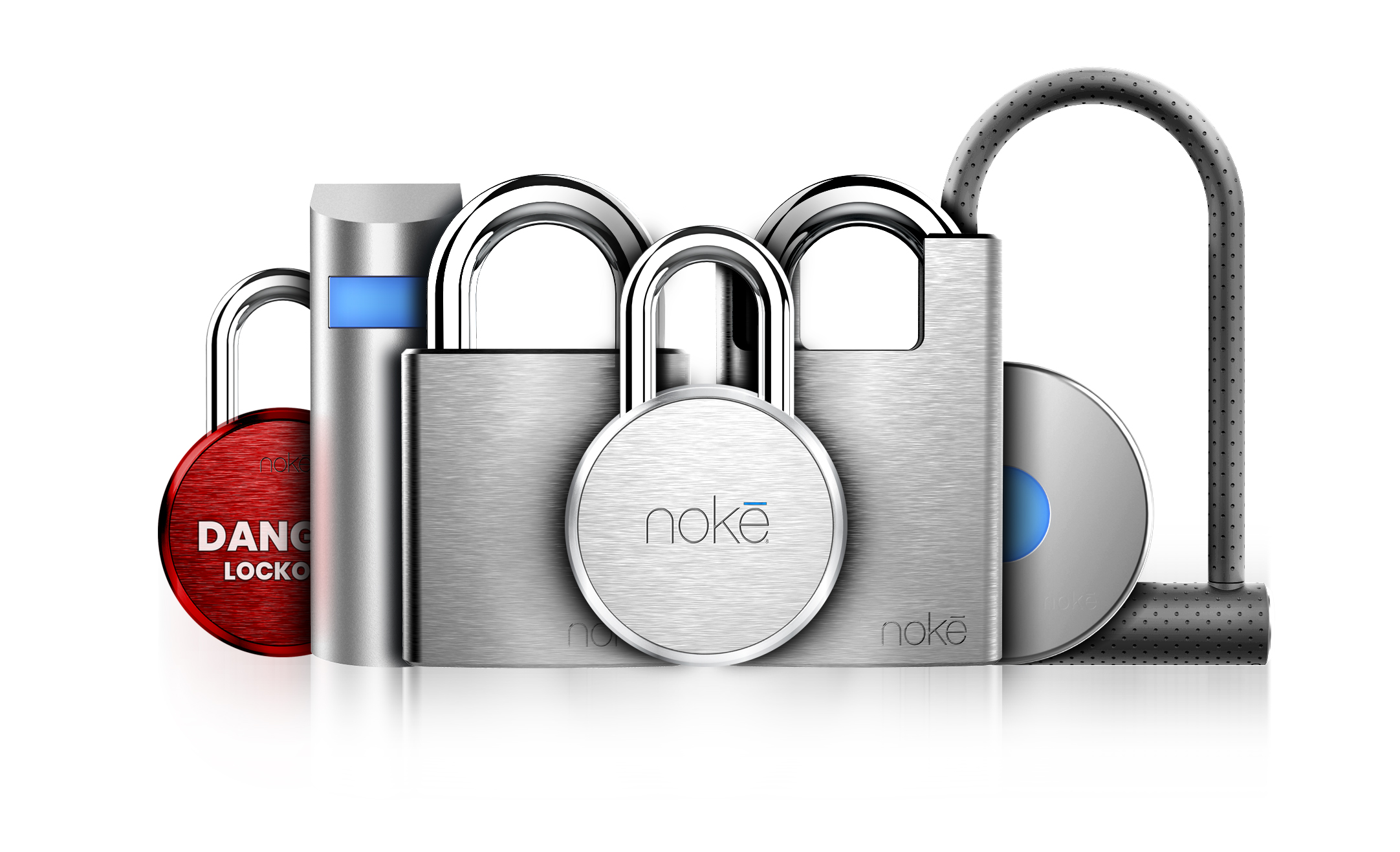 Nokē | Bluetooth padlock, door lock, U-Lock | Keyless Lock Management for your Business