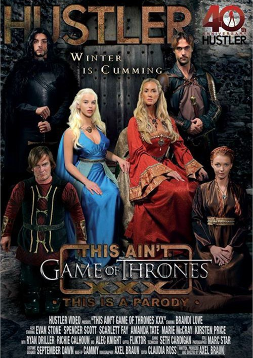 This Ain't Game Of Thrones: This Is A Parody XXX Download