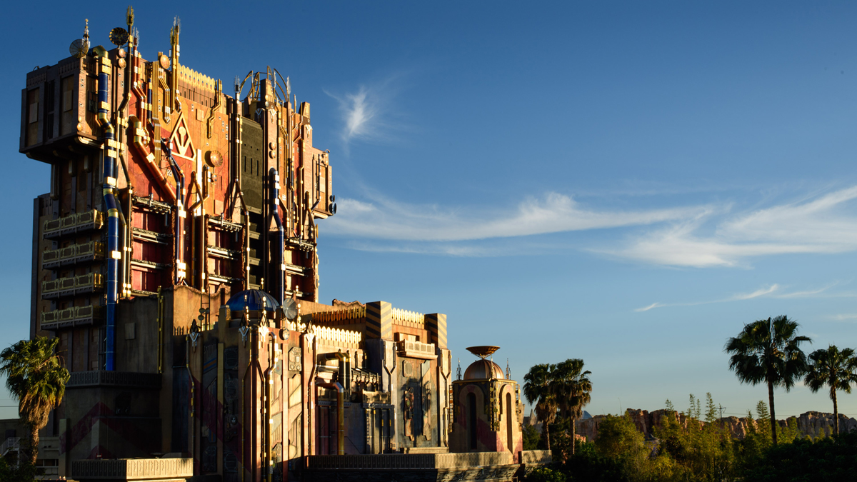 Disneyland California Guardians of the Galaxy