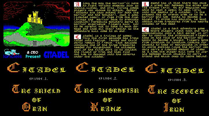 Citadelle V2 Forum