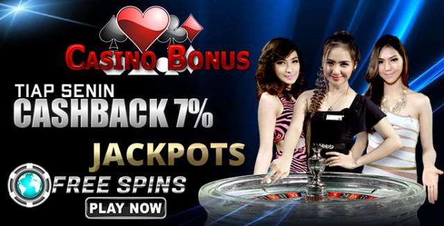Bonus Cashback 7% - Bola199
