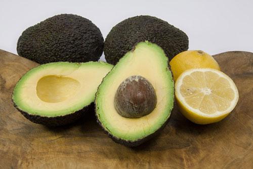 avocado lemon
