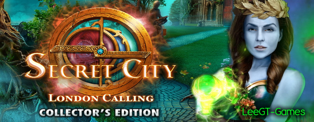 Secret City: London Calling Collector's Edition [v.Final]
