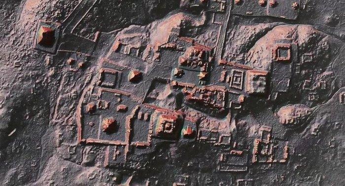 Новые технологии помогли найти древние города Майя