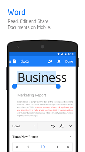Polaris Office - Word, Docs, Sheets + PDF Reader 7.3.17 (Pro) APK