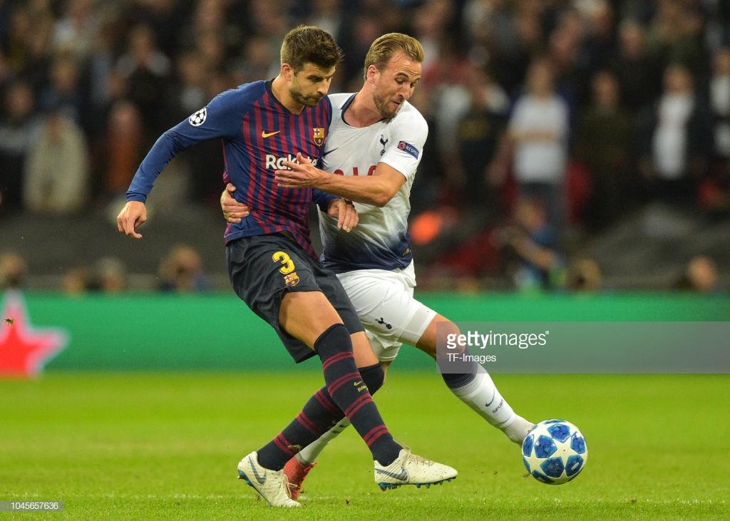 صور مباراة : توتنهام - برشلونة 2-4 ( 03-10-2018 )  H2
