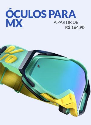 Óculos de MX