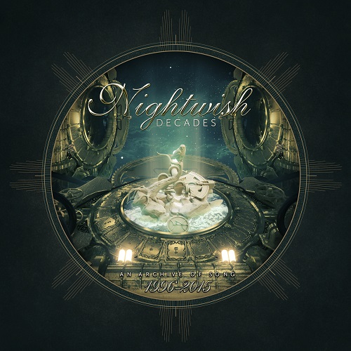 Nightwish - Decades Best Of 1996-2015 (2018) [MP3]