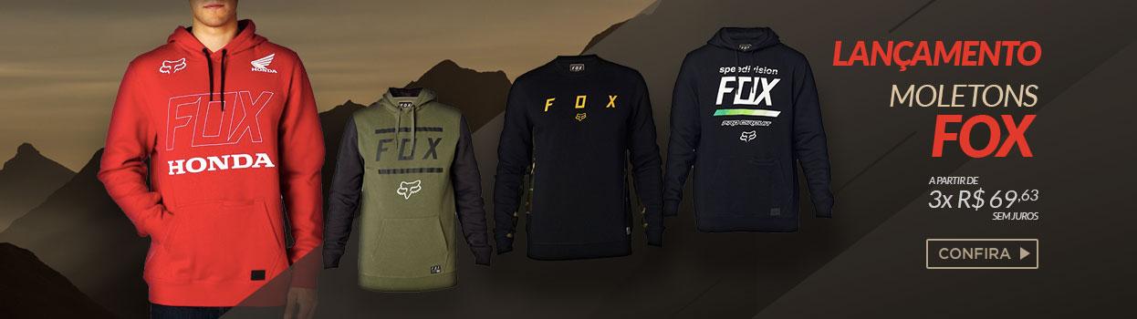Moletons FOX