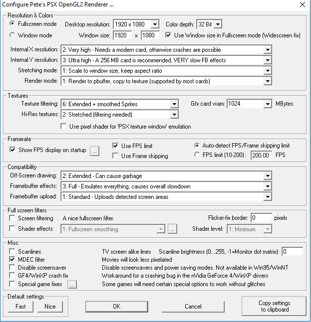 Beast computer- Slow EPSXE 2 0 5 | Next Generation Emulation Forum