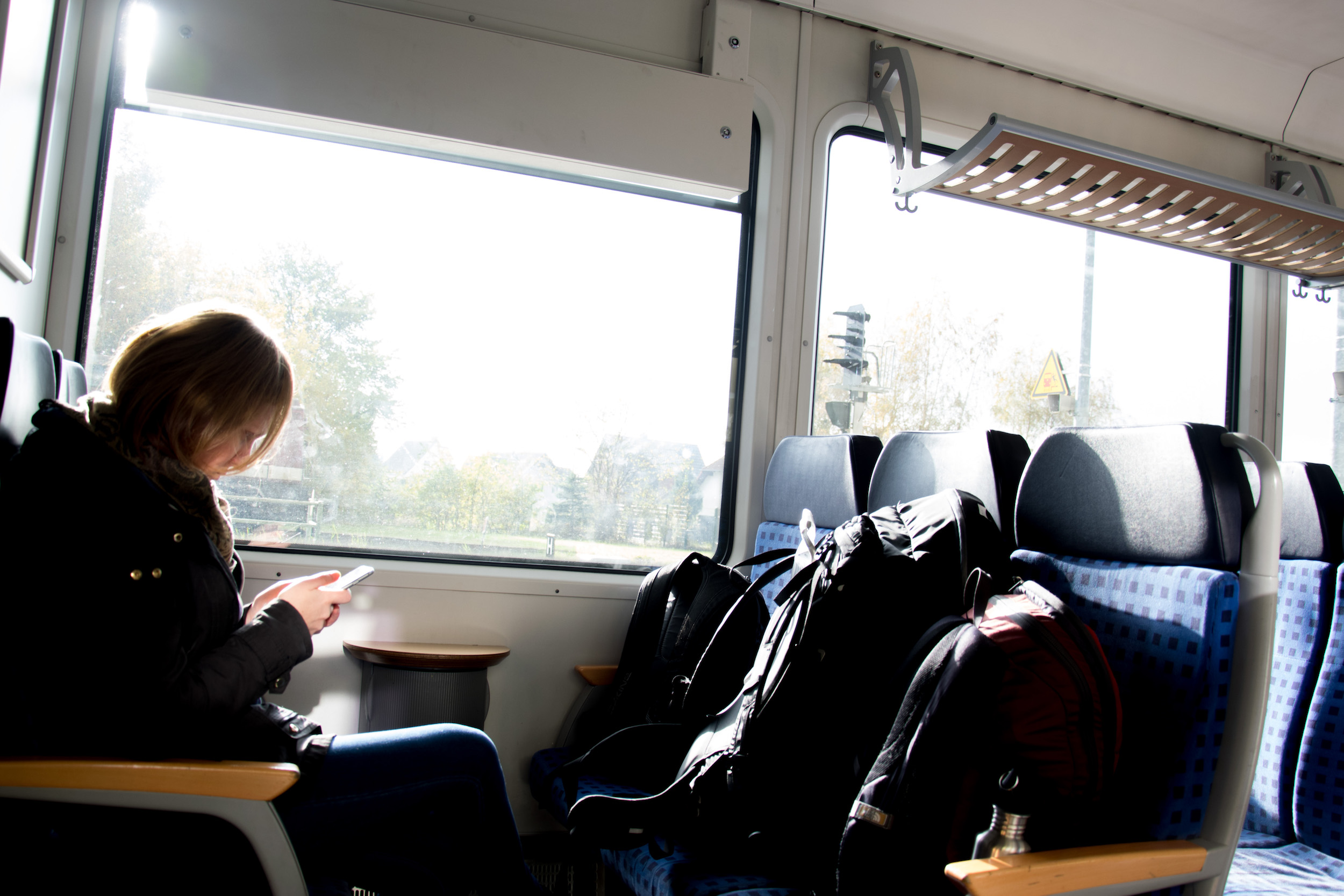 Train to Karlshagen