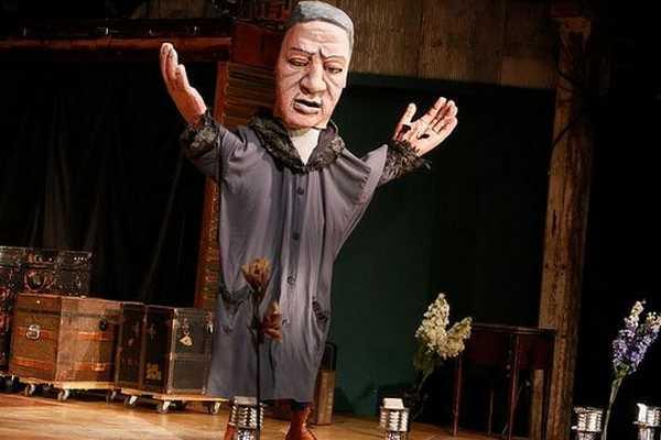 Ο 'Εγωιστής Γίγαντας' του Όσκαρ Ουάιλντ στο ΔΗΠΕΘΕ Αγρινίου