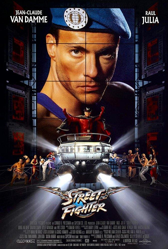 Street Fighter (1994) BluRay 720p 750MB