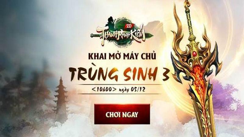Giftcode - Thanh Minh Kiếm