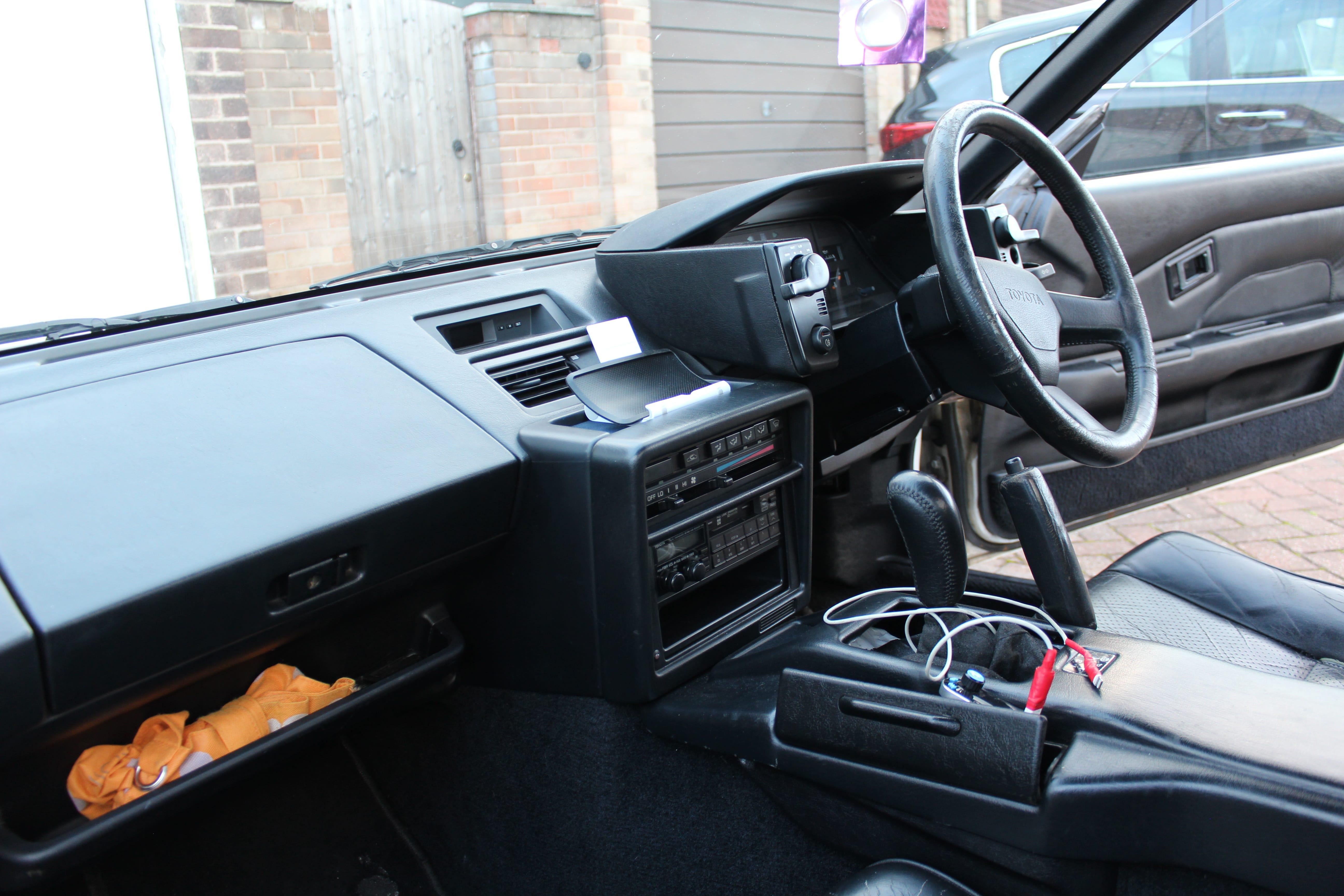 Mr2 mk1 interior parts for Mr2 spyder interior accessories