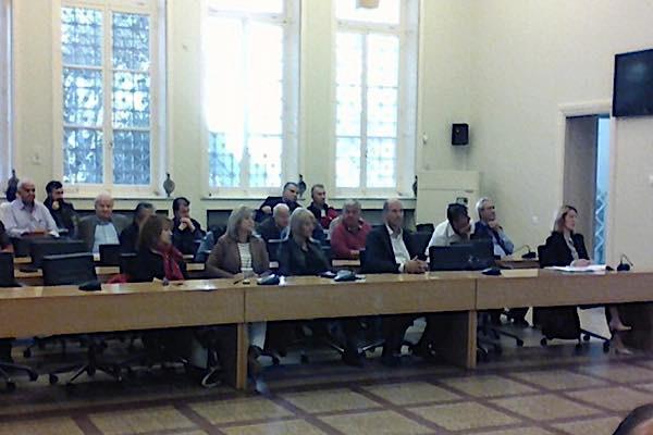 Συνεδρίαση συντονιστικού οργάνου πολιτικής προστασίας Αγρινίου