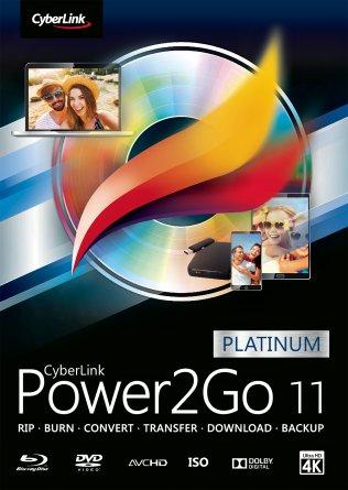CyberLink Power2Go 11 (11.0.1202) [Multilenguaje] [Full]