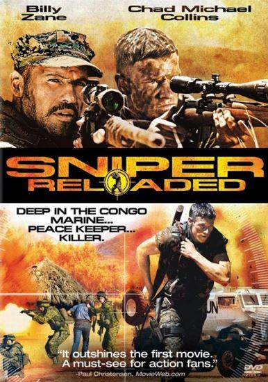 Snajper: Kolejne starcie / Sniper: Reloaded (2011) PL.BRRip.XviD-GR4PE   Lektor PL