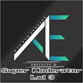 Super Moderator Lvl 3