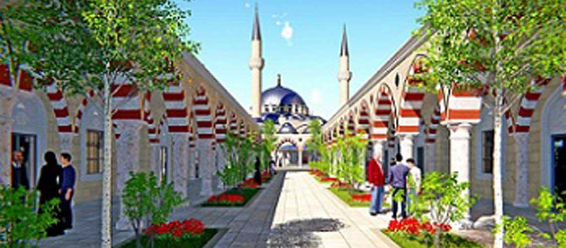 Остановлено строительство мечети в Румынии