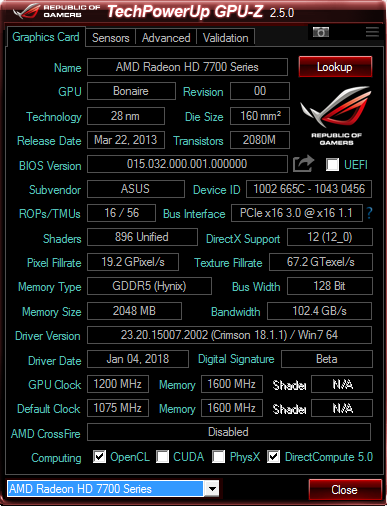 Radeon Software Adrenalin Edition 18 1 1 Alpha | guru3D Forums