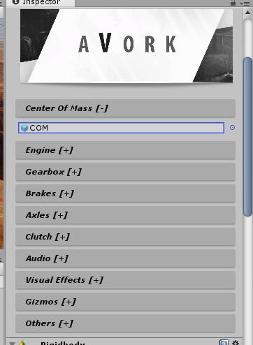 aVork - Física realista para veículos Capturar