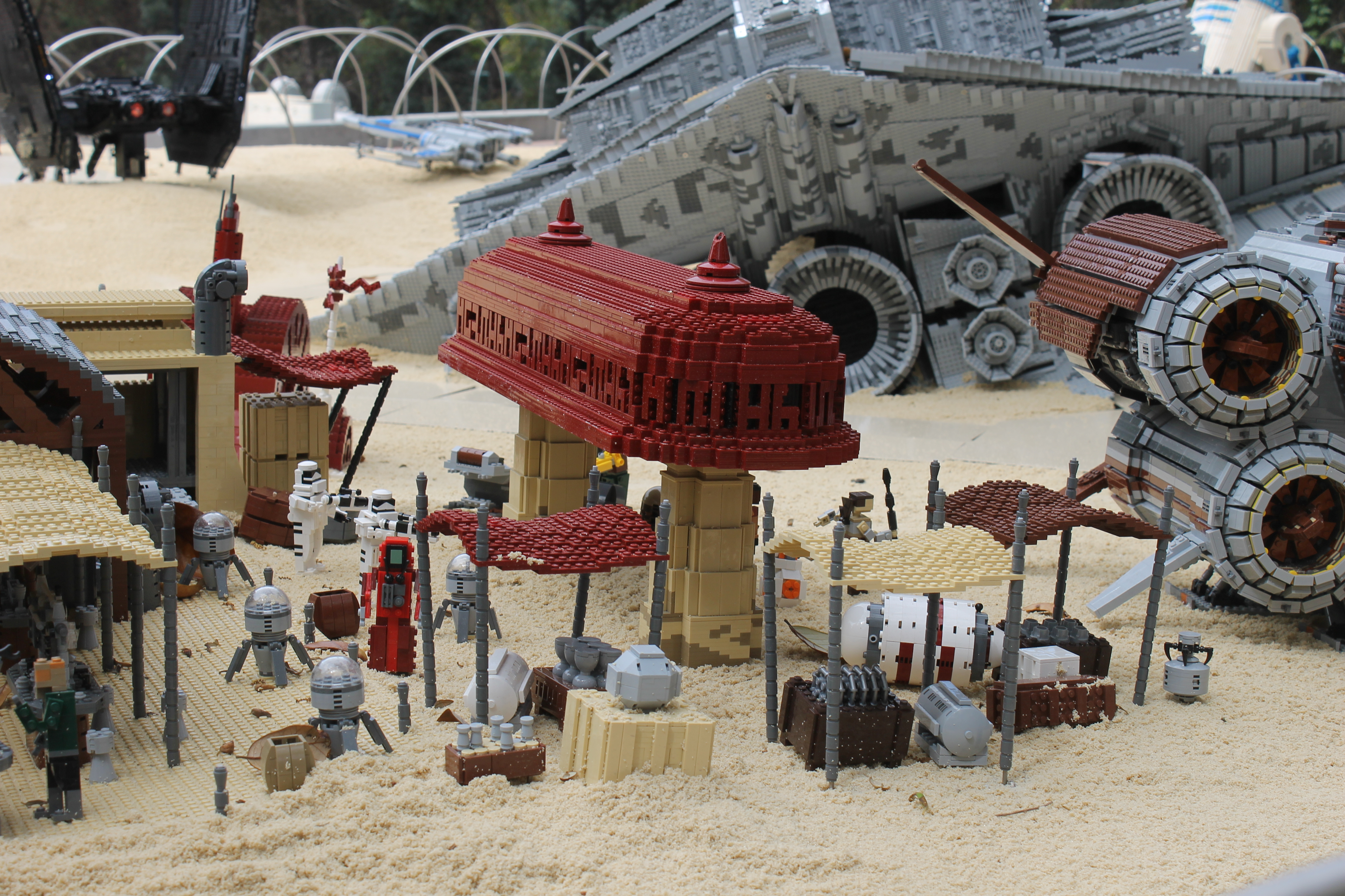 Feel The Force At Legoland Star Wars Days