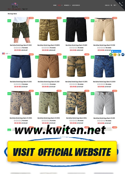 unique Men Cargo Shorts