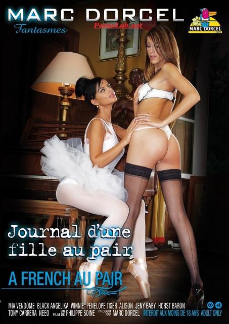 Journal d'une fille au pair (2010) XXX DVDRip XviD 700MB