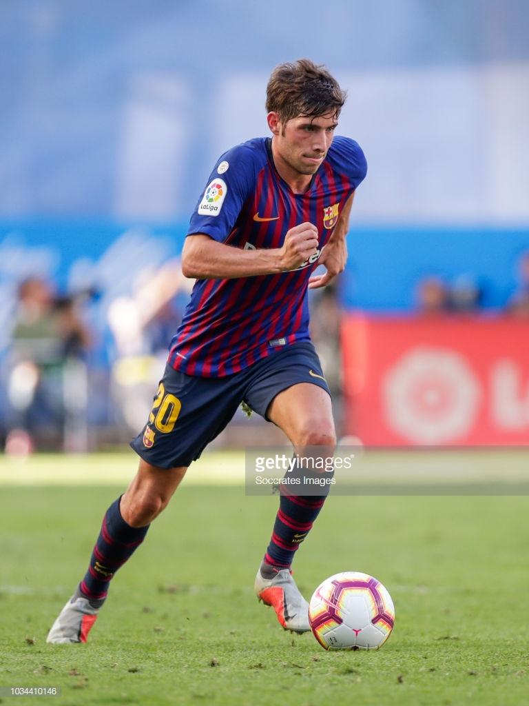 صور مباراة : ريال سوسيداد - برشلونة 1-2 ( 15-09-2018 ) S