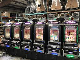 Online Slots Machine Casinos For US Players