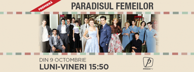 Paradisul femeilor sezonul 1 episodul 1