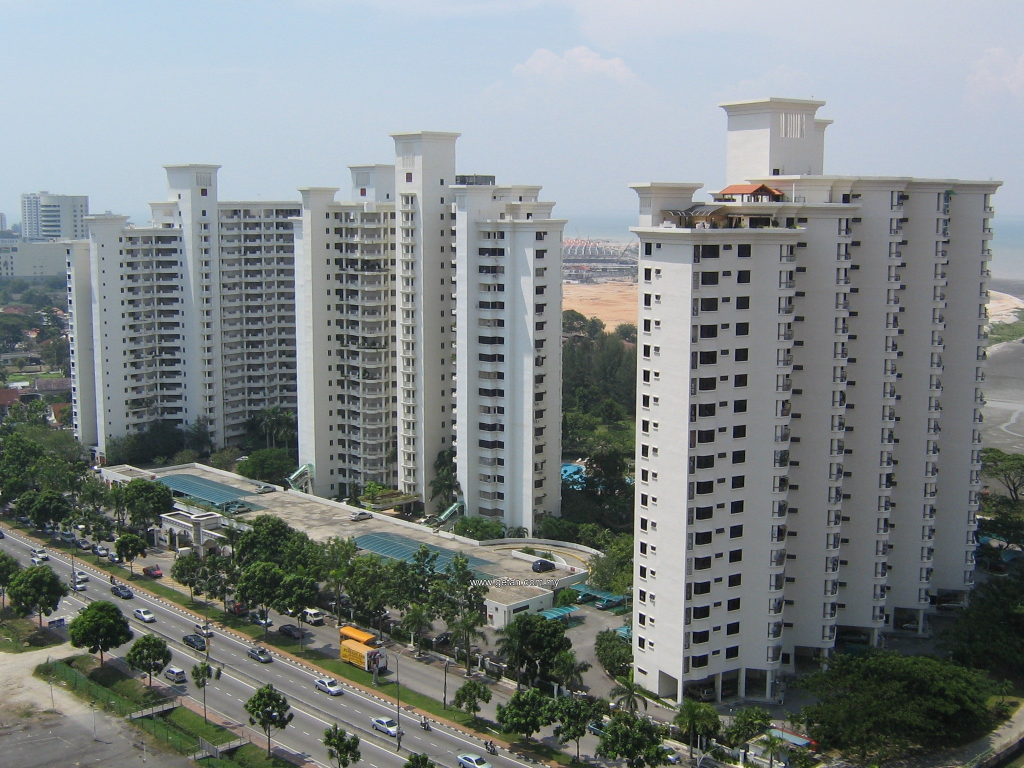 Marina Bay Condominium