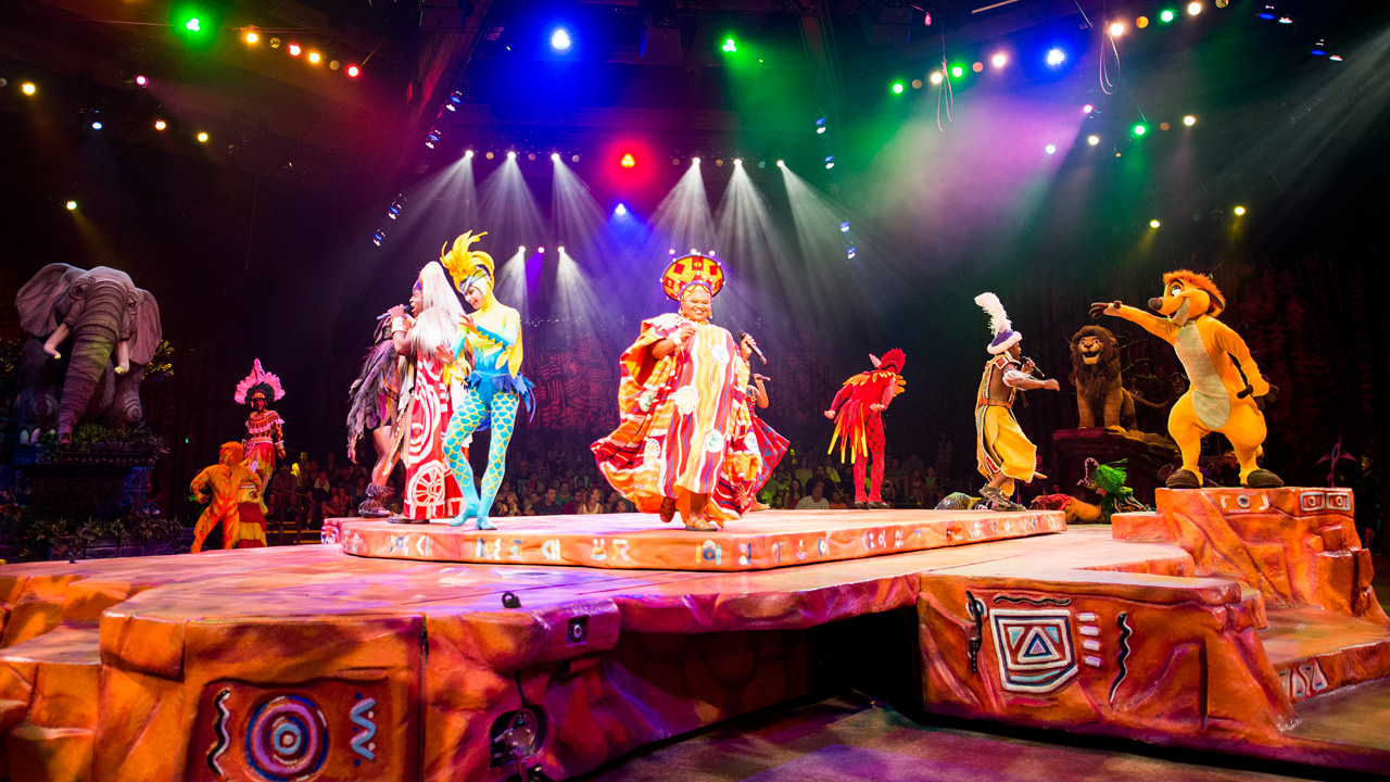The Festival of the Lion King