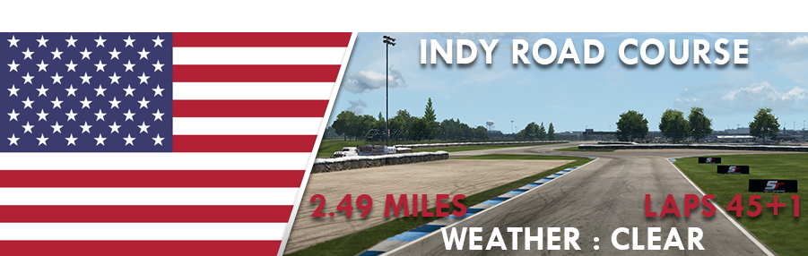 Round 6 - Indy Road Course - Division 1/2 Sign In/Out INDY_PIc