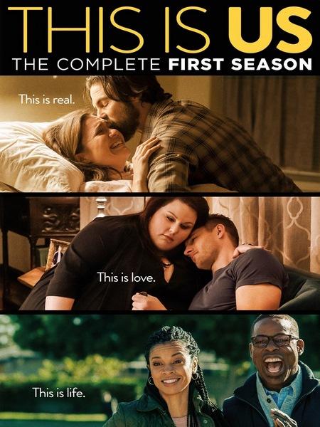 This Is Us Season 1 DVDRip x264-REWARD