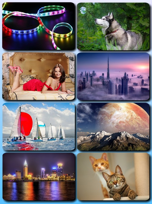 Beautiful Mixed Wallpapers Pack 748