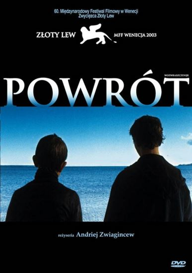Powrót / Vozvrashchenie (2003) PL.BRRip.XviD-GR4PE   Lektor PL