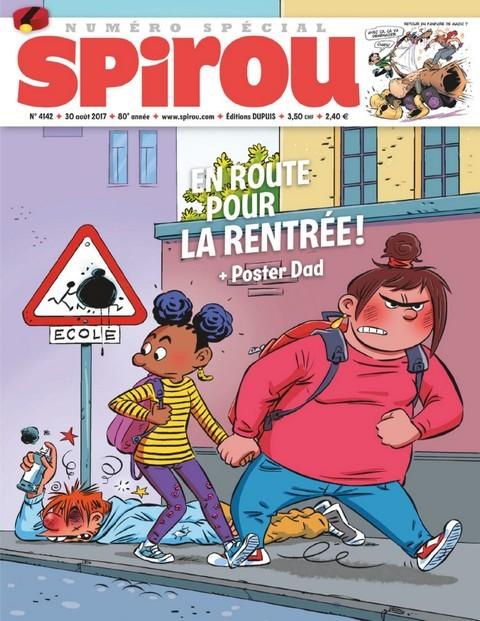 Spirou N°4142 - 30 Août 2017