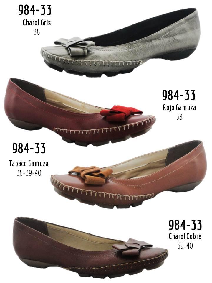 Oferta Zapatos Punta Cuadrada Slide 10